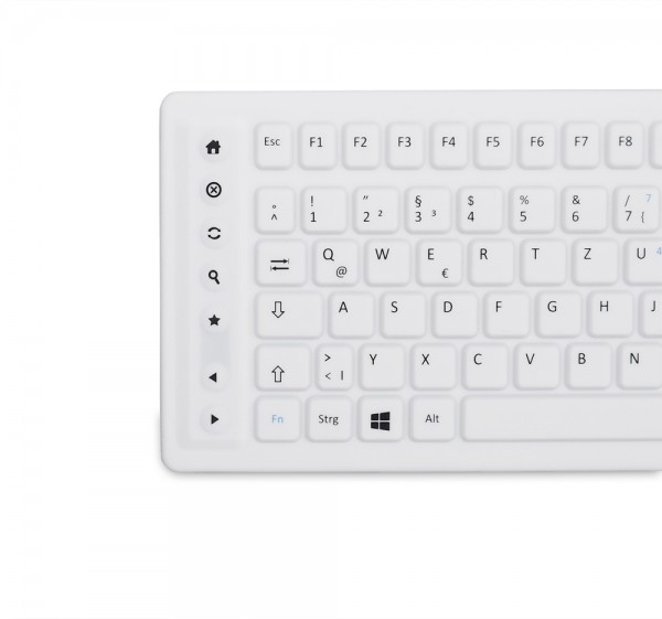 desinfectable-keyboard e-medic