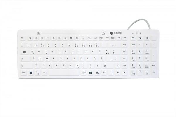 desinfizierbare-silikon-tastature-mit-beleuchtung