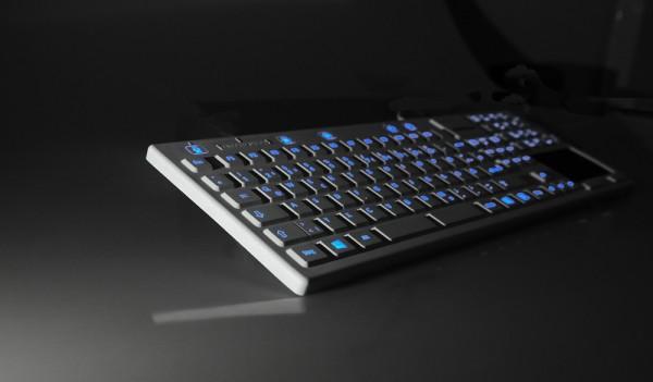 medical backlight keyboard