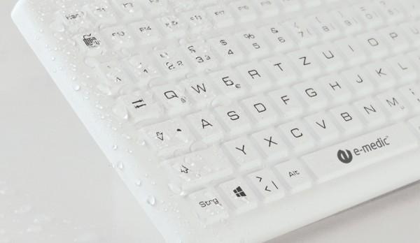 Medizinische Silikon Tastatur