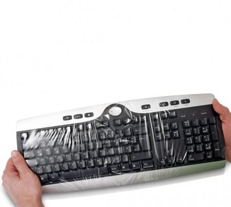 medizinische-hygiene-tastaturschutzfolie-aufgezogen-uniflex