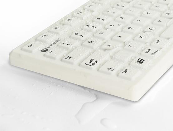 desinfizierbare-abwaschbare-medizinische-Tastatur_e-medic_ST_US